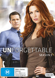 Unforgettable - Season 3 DVD
