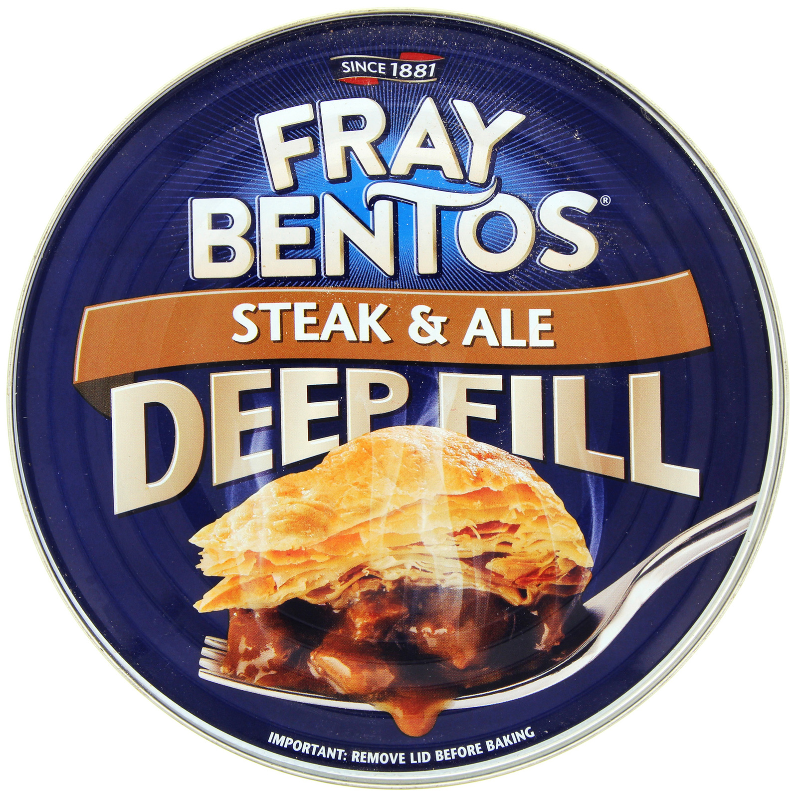 Fray Bentos Steak and Ale Pie | at Mighty Ape NZ