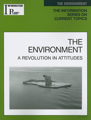 The Environment: A Revolution in Attitudes by Kim Masters Evans image