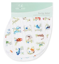 Aden + Anais: Classic Burpy Bibs - Paper Tales (2 Pack)