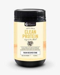 Nutra Organics Clean Protein Powder - Vanilla (500g)
