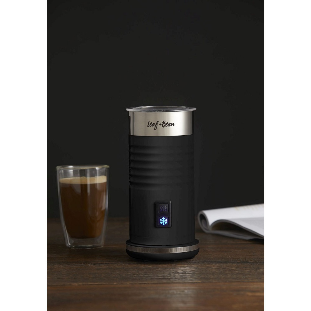 Leaf & Bean: Electric Milk Frother & Warmer (10x10x20.5cm) image