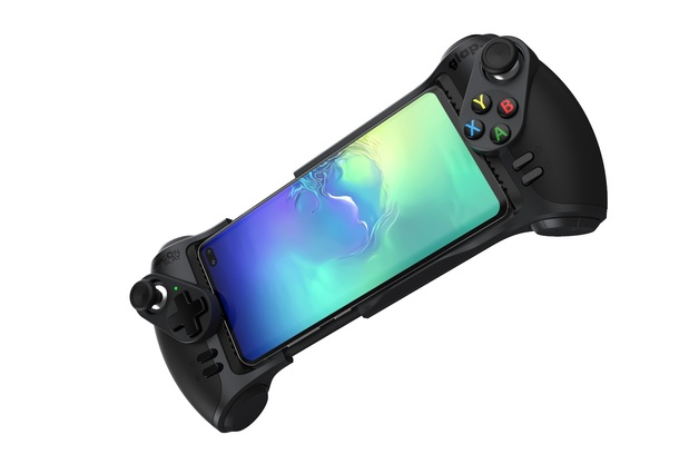 glap Play p/1 Dual Shock Wireless Mobile Game Controller for Android and PC for PC
