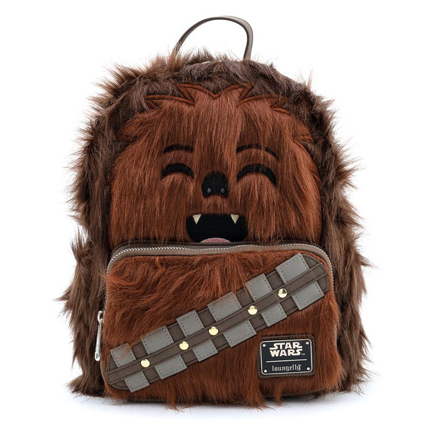 Loungefly: Star Wars - Faux Fur Chewbacca Backpack