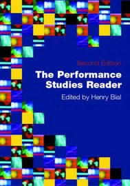 The Performance Studies Reader image