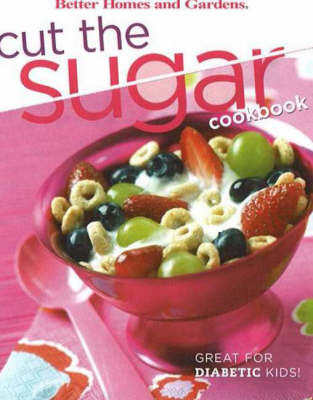 Cut the Sugar Cookbook image