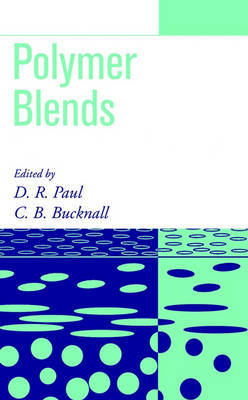 Polymer Blends: Formulation and Performance by D.R. Paul image