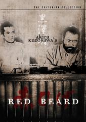 Red Beard on DVD