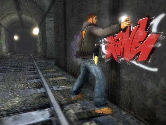 Marc Ecko's Getting Up: Contents Under Pressure for PC Games image