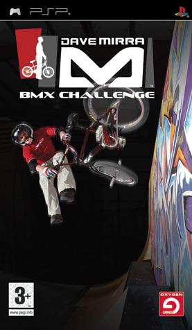 Dave Mirra BMX Challenge for PSP