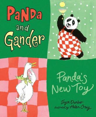Panda's New Toy by Joyce Dunbar