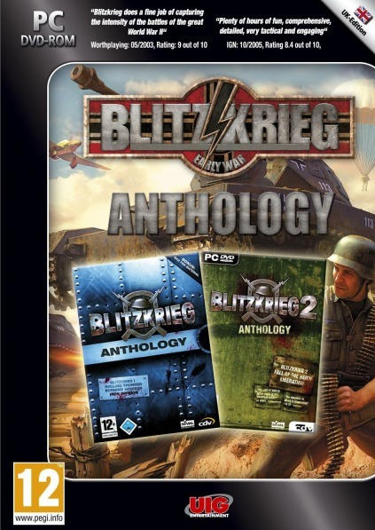 Blitzkrieg Anthology for PC Games