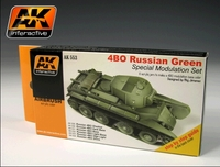 AK: 4BO Russian Green Modulation set