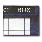 Doctor Who Tardis Tyvek Wallet
