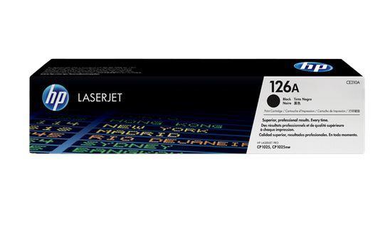 HP 126A Toner - Black