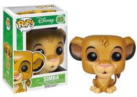 Lion King Simba Pop! Vinyl Figure