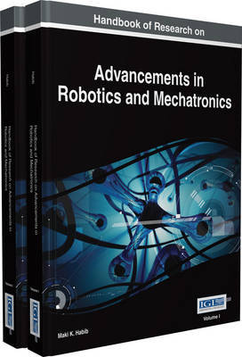 Handbook of Research on Advancements in Robotics and Mechatronics by Maki K. Habib image