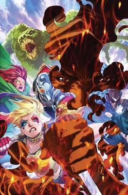 Suicide Squad Vol. 3 Burning Down The House (Rebirth) by Rob Williams