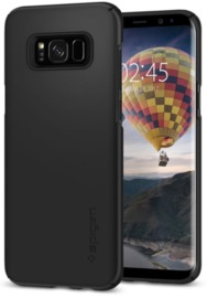 Spigen Galaxy S8 Thin Fit Case Black