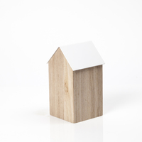 Block Design: Storage House (Medium White)