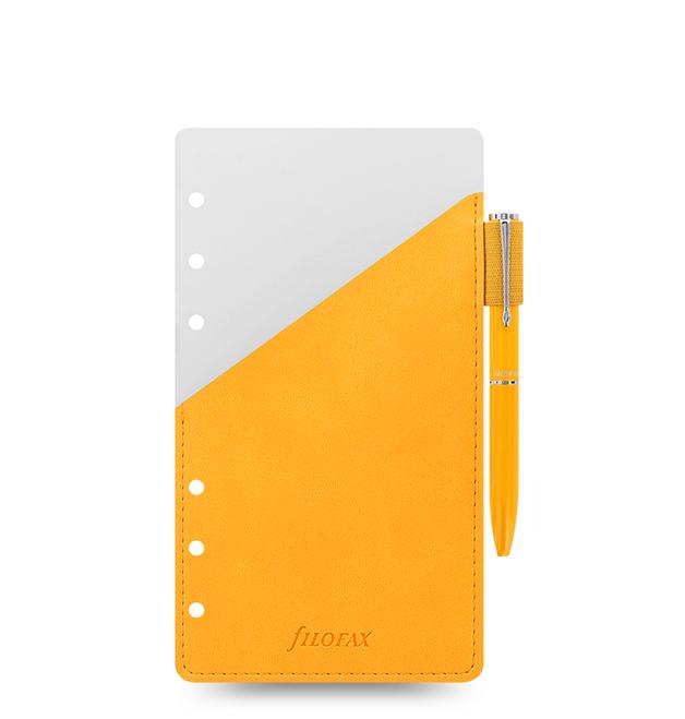 Filofax Personal Pen Loop - Yellow