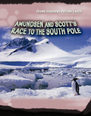 Amundsen and Scott's Race to the South Pole by Liz Gogerly