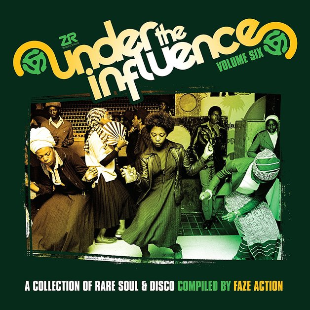 Under The Influence - Vol.6 by Faze Action
