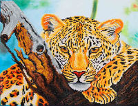Diamond Dotz: Facet Art Kit - Leopard Look