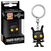 Kingdom Hearts - Shadow Heartless Pocket Pop! Keychain