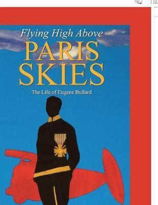 Flying High Above Paris Skies by Obiora N Anekwe image