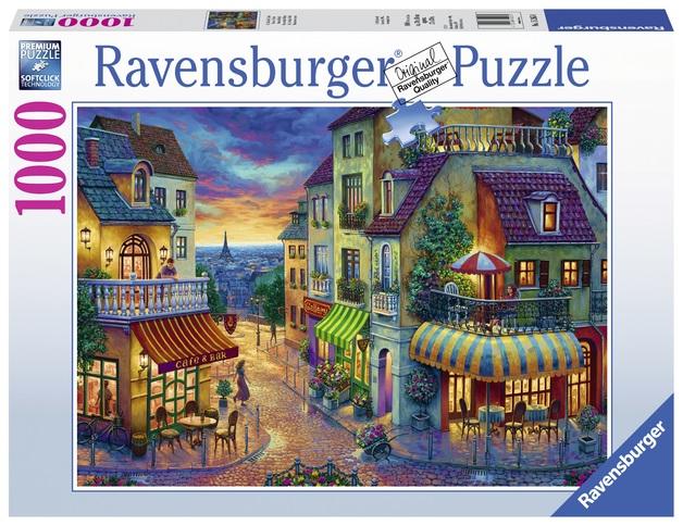 Ravensburger: 1,000 Piece Puzzle - An Evening in Paris