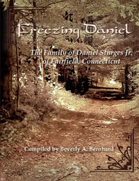 Freezing Daniel by Beverly A. Bernhard image