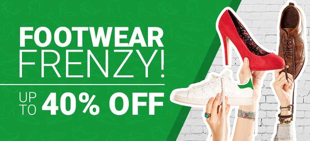 Footwear Frenzy!