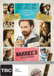 Barney's Version on DVD