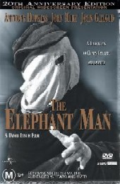 The Elephant Man on DVD
