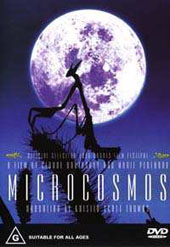 Microcosmos on DVD