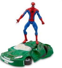 "Spider-Man 7"" Action Figure (Marvel Select)"