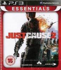 Just Cause 2 (PS3 Essentials) for PS3