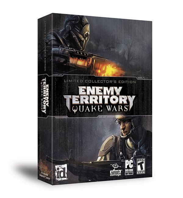 Enemy Territory: Quake Wars Limited Collector's Edition for PC Games