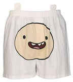 Adventure Time Finn Face Boxers (Large)