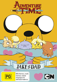 Adventure Time: Jake the Dad - Collection 5 on DVD