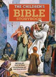 The Children's Bible Storybook image