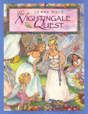 The Nightingale Quest by Jenny Hale image