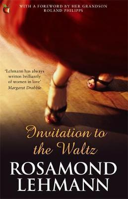 Invitation To The Waltz by Rosamond Lehmann image