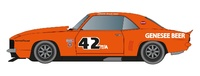 Scalextric: DPR '71 Camaro Trans Am #42 - Slot Car