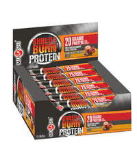 Musashi Shred & Burn Protein Bars - Hazelnut Espresso (12x60g)