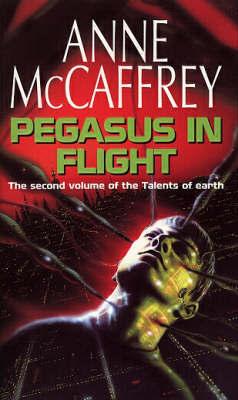 Pegasus In Flight by Anne McCaffrey image