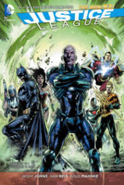 Justice League Volume 6: Injustice League HC by Geoff Johns