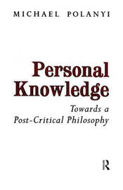 Personal Knowledge by Michael Polanyi image