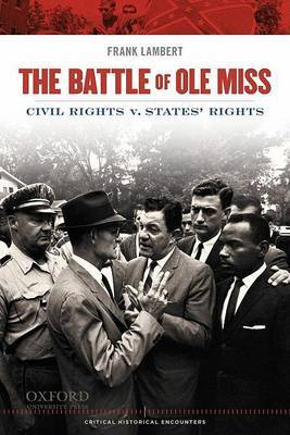 Battle of OLE Miss by Frank Lambert